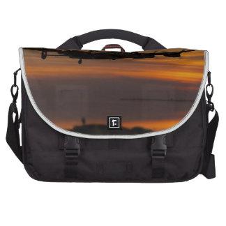 lancaster Bomber the home stretch Laptop Shoulder Bag