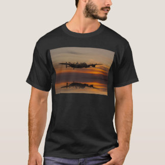 lancaster Bomber the home stretch T-Shirt