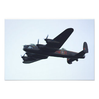 Lancaster Bombers. Photo Print