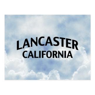 Lancaster California Postcard