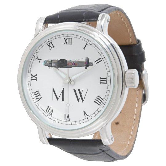 Lancaster   Monogrammed Watch