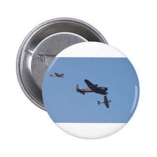 Lancaster Spitfire Hurricane Pins