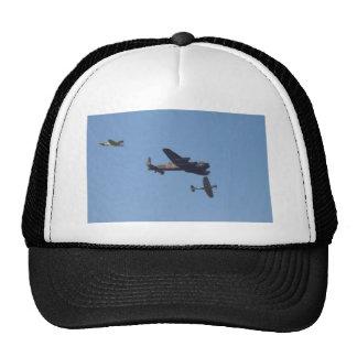 Lancaster Spitfire Hurricane Mesh Hats