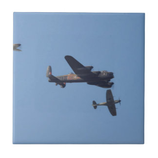 Lancaster Spitfire Hurricane Tile