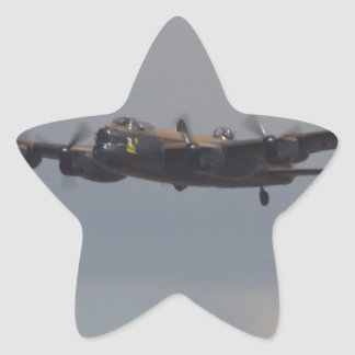Lancaster Star Sticker