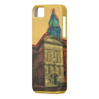 Lancaster Town Hall Phone Cover iPhone 5 Cases