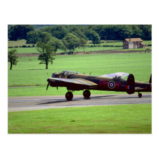 Lancaster, Woodford Air Show 1990, England Postcard