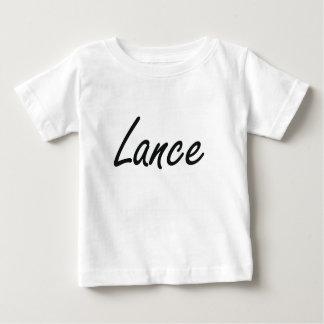 Lance Artistic Name Design Shirts