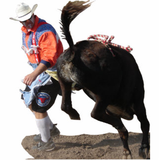 Lance Brittan-Bullfighter Standing Photo Sculpture