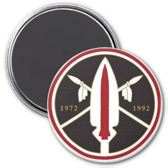 Lance missile magnet