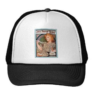 Lance Parfum ~ Rodo ~ Alphonse Mucha Trucker Hats