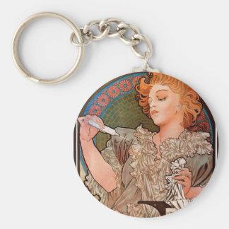 Lance-Parfum, Rodo Basic Round Button Key Ring