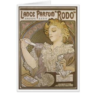 Lance Parfum Rodo Card