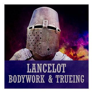 Lancelot - Bodywork & trueing