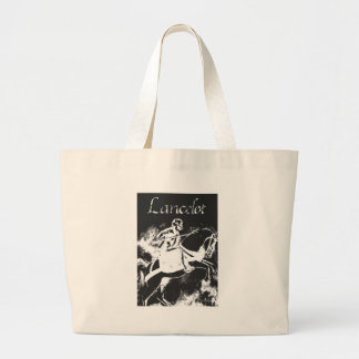 Lancelot Jumbo Tote Bag