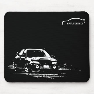 Lancer Evolution IX Mouse Mat