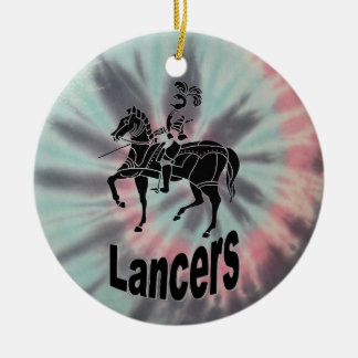 Lancers Keepsake Ornament