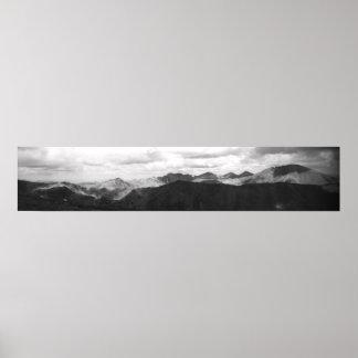 Lance's Colorado Mountain Range Posters