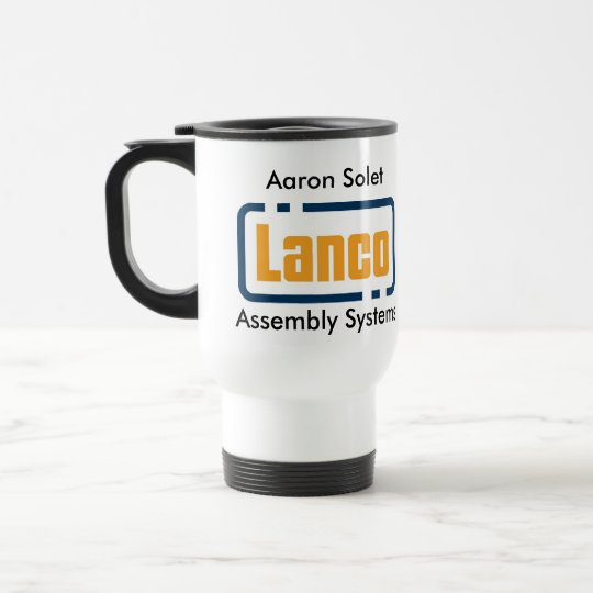 Lanco Mug - Personalised