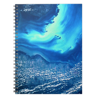 Land and Sea from Space 2 Notebook