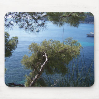 Land and Sea Mouse Mat