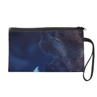 Land and Water from Satellite Wristlet Clutches