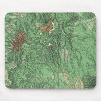 Land Classification Map of California Mouse Mat