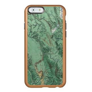 Land Classification Map of Idaho Incipio Feather® Shine iPhone 6 Case