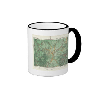 Land Classification Map of New Mexico 2 Mugs