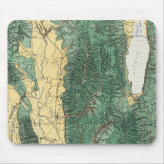 Land Classification Map of North Eastern Utah Mouse Mat