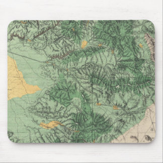 Land Classification Map of Southern California Mouse Mat