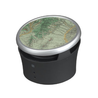 Land Classification Map of Southwestern New Mexico Bluetooth Speaker