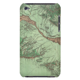 Land Classification Map of Southwestern New Mexico iPod Case-Mate Cases