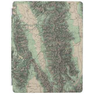 Land Classification of Eastern California iPad Cover