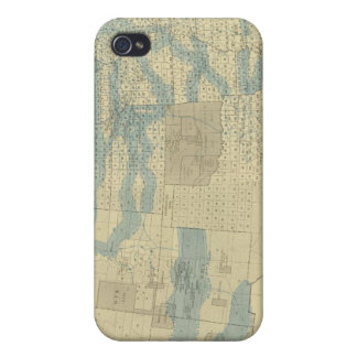 Land grants and railways iPhone 4/4S covers
