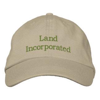 Land Incorporated Baseball Cap