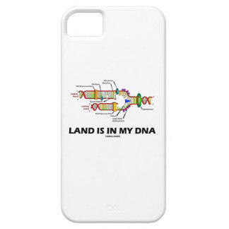 Land Is In My DNA (DNA Replication) Case For The iPhone 5