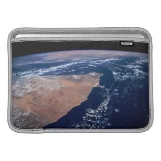 Land Meeting Water on Earth MacBook Sleeve