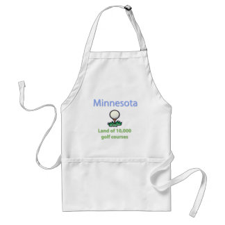 Land of 10,000 Golf Courses Standard Apron