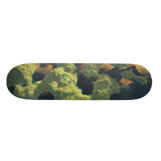 Land of a thousand lakes skate board deck