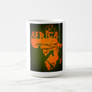 LAND OF AFRICA MUGS