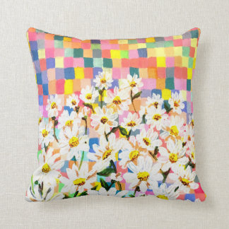 Land of Daisies Cushion