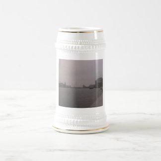 Land of Mist Beer Stein