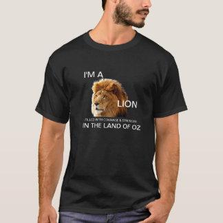Land of OZ Lion Shirt