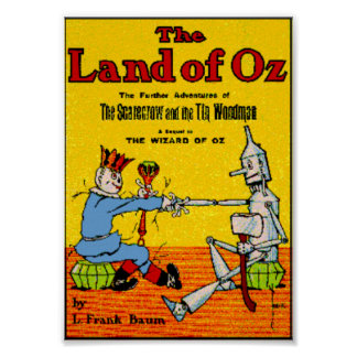 Land Of Oz Poster