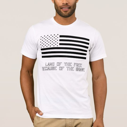 """""""Land of the Free"""" T-Shirt"""