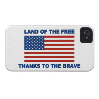 Land Of The Free Thanks To The Brave iPhone 4 Covers