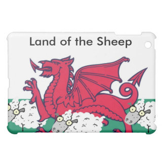 Land of the Sheep Cover For The iPad Mini