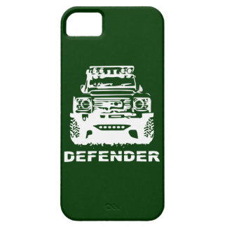 Land Rover Defender Classic Vintage Hiking Duck iPhone 5 Case