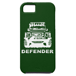 Land Rover Defender Classic Vintage Hiking Duck Tough iPhone 5 Case